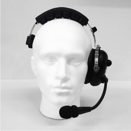 Single-Cup Heavy-Duty Headset