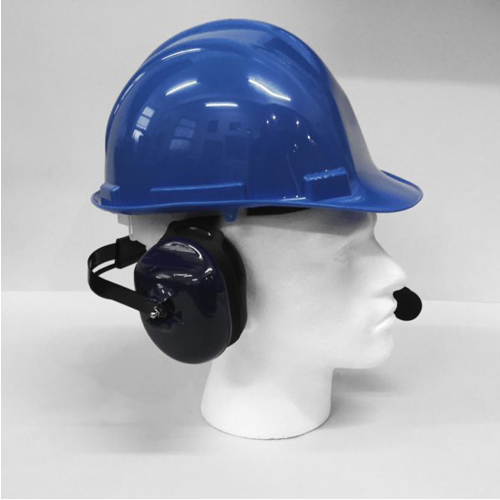 Dual Cup Neck Band Headset