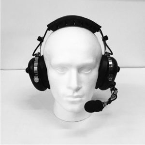 Noise Cancelling Dual Cup Headset